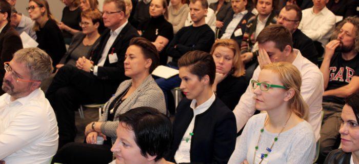 Relacja z IV Konferencji Brakujący element Przywództwa. Sukces w Pracy = Sukces w Rodzinie?